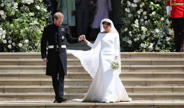 Какой фантастический сюрприз Меган Маркл сделала Гарри в день свадьбы? (фото 5)
