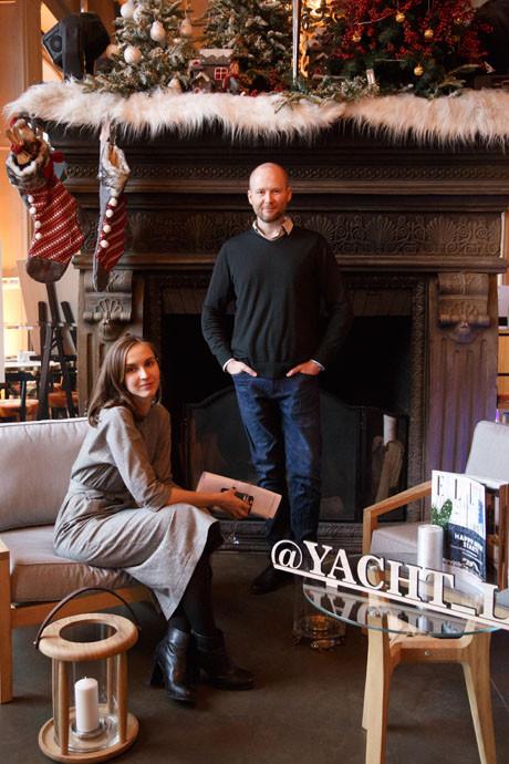 Компания Yachtline представила новинки 2018 года фото [4]