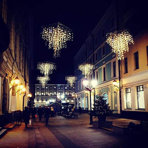 Ночь перед Рождеством: куда идти за новогодним настроением? | галерея [3] фото [1]
