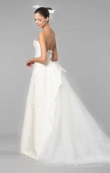 Любо-дорого: свадебная мода 2015 | галерея [3] фото [7]