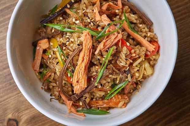 корейское кафе K-Town фото 1