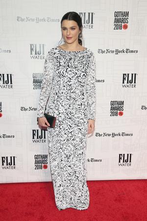 В цвету: Рэйчел Вайс в платье Michael Kors (фото 0.1)