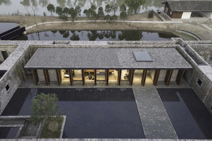 Отель от Neri&Hu в духе традиционной китайской архитектуры (фото 3)