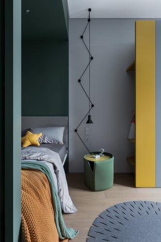 Двухэтажный лофт на Пресне для семьи с двумя детьми (фото 27.2)