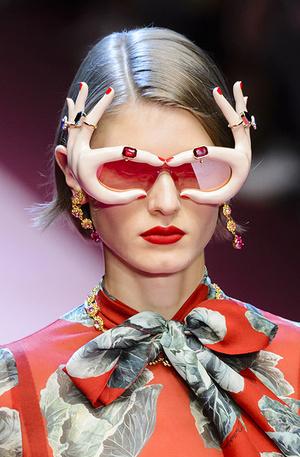 Лучшие аксессуары Миланской Недели моды фото [64]