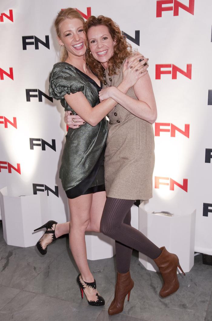 Блейк Лайвли с сестрой: фото
