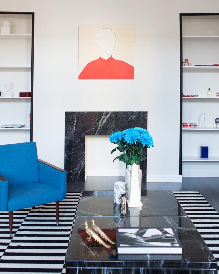 Эклектичная квартира в дореволюционном доме (фото 3)