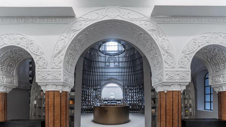 Книжный магазин в Шанхае (фото 0)
