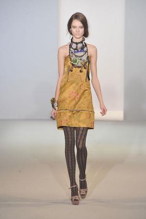 Показы мод Marni Осень-зима 2009-2010 | Подиум на ELLE - Подиум - фото 3220