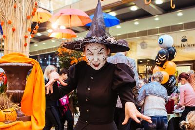 Страшно веселый Хэллоуин в Dream House (галерея 1, фото 0)