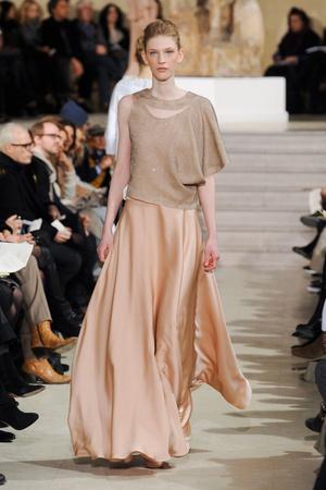 Показ Bouchra Jarrar коллекции сезона Весна-лето 2012 года Haute couture - www.elle.ru - Подиум - фото 330141