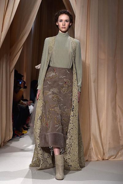 Показ Valentino Haute Couture   галерея [1] фото [17]