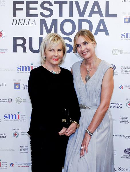 Седьмой сезон русской моды в Милане