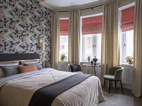Дом с историей: квартира 107 м² на Сретенке (фото 13)
