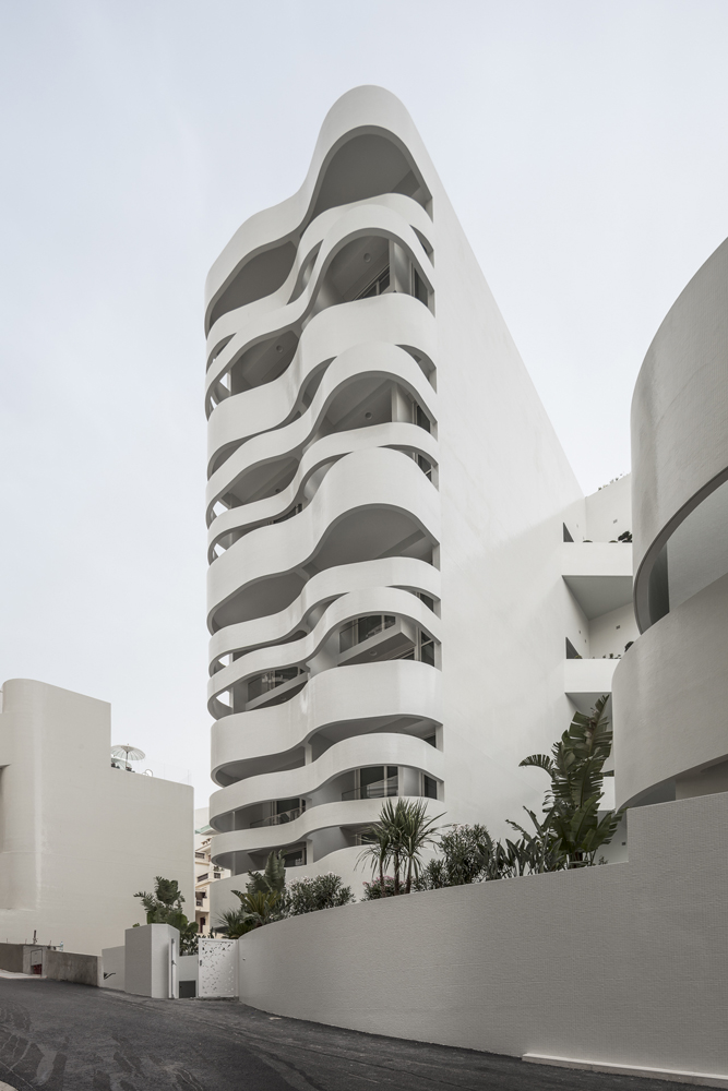 Комплекс Le Stella по проекту Жана-Пьера Лотта в Монако (фото 5)