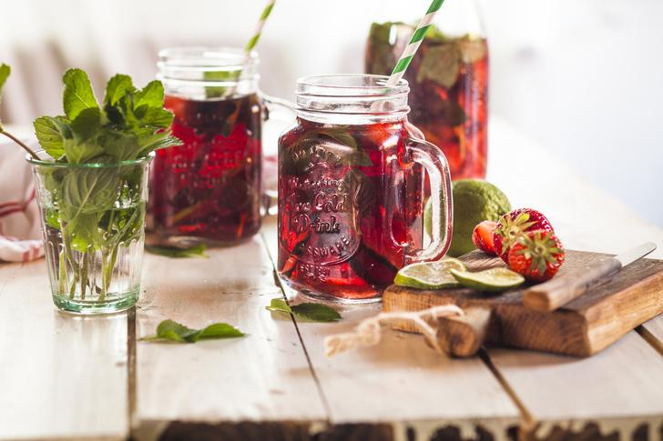 Пора освежиться: 5 рецептов холодного чая (фото 17)