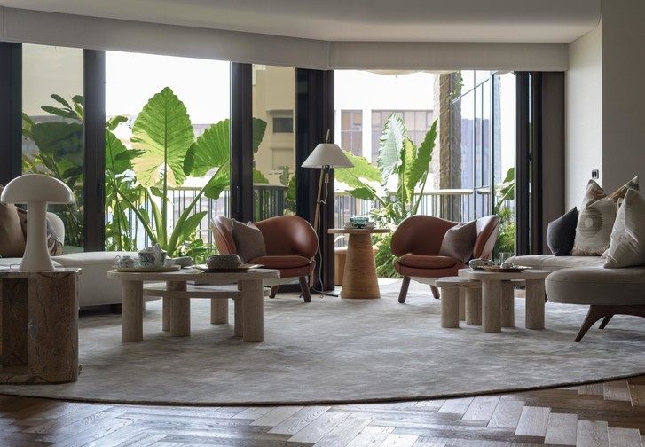Райская жизнь: апартаменты в Сингапуре (фото 0)