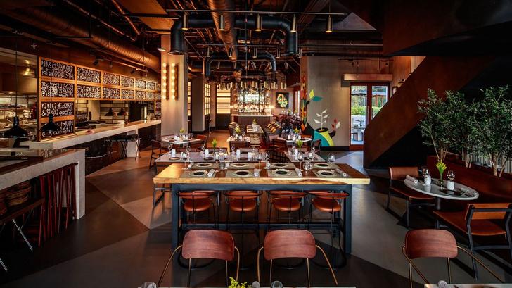 Тапас бар Toro & Ko в Дубае (фото 2)