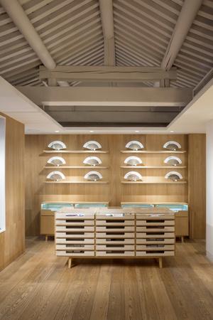 Магазин вееров в пекинском хутуне (фото 2.2)