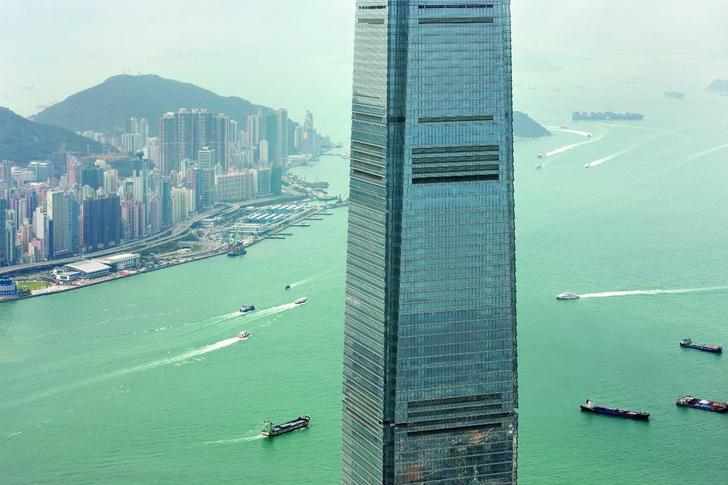 Гонконг / The Ritz-Carlton, Hong Kong