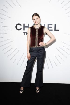 Ольга Карпуть, Равшана Куркова и другие гости вечеринки Chanel (фото 2.2)