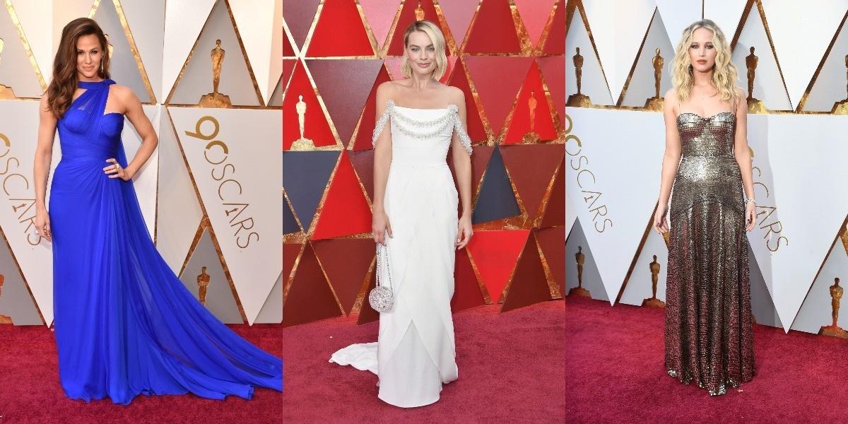 6a222308e631 Лучшие платья Оскара 2018   Звездный стиль на www.elle.ru