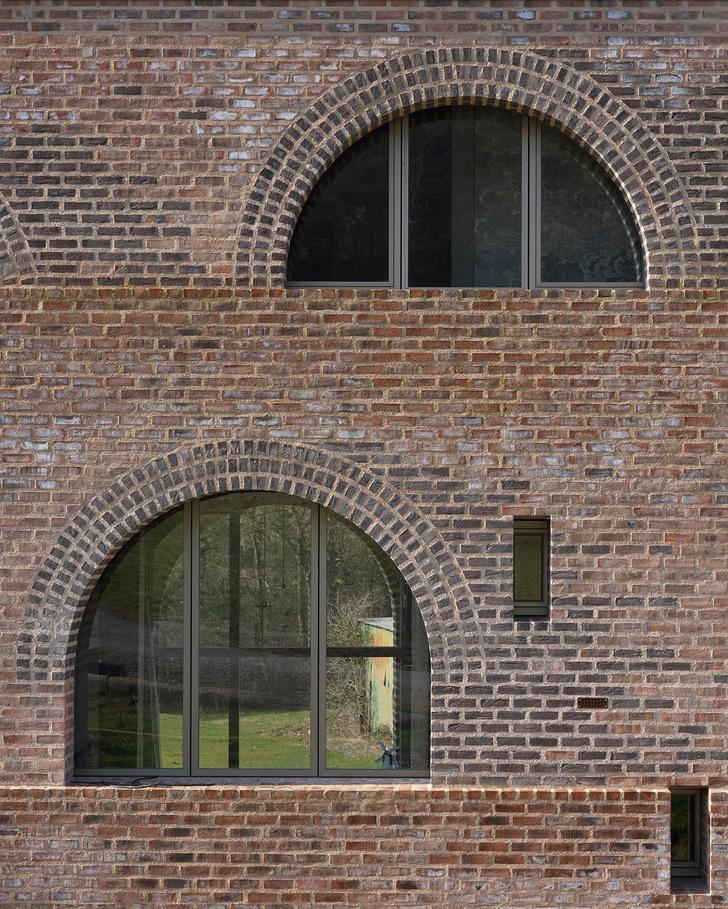 Дом архитектора Адама Ричардса в Западном Сассексе (фото 3)