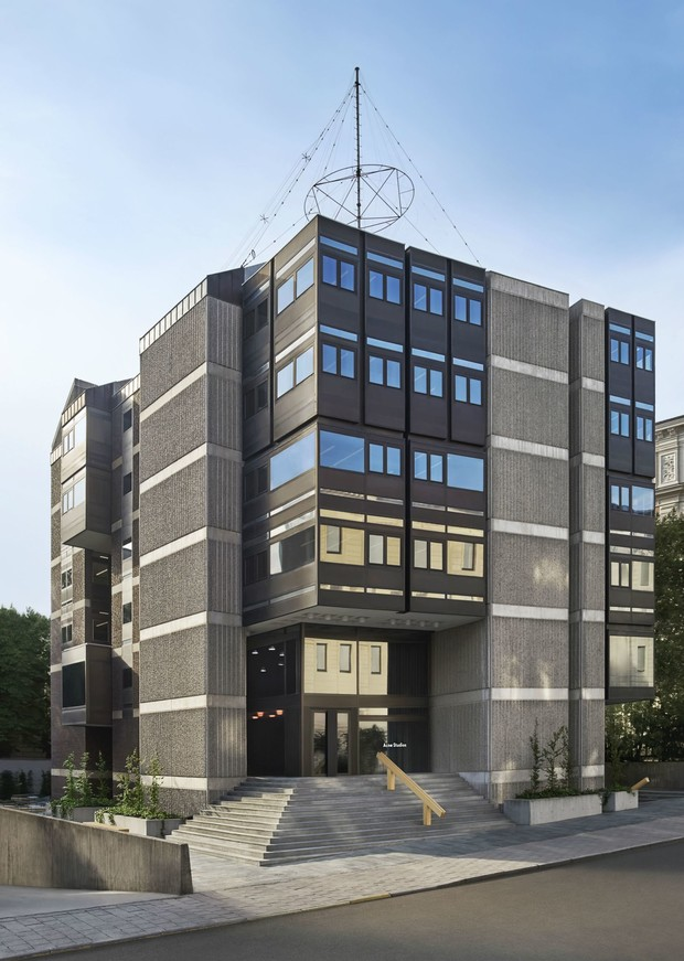 Новая штаб-квартира Acne в Стокгольме (фото 9)