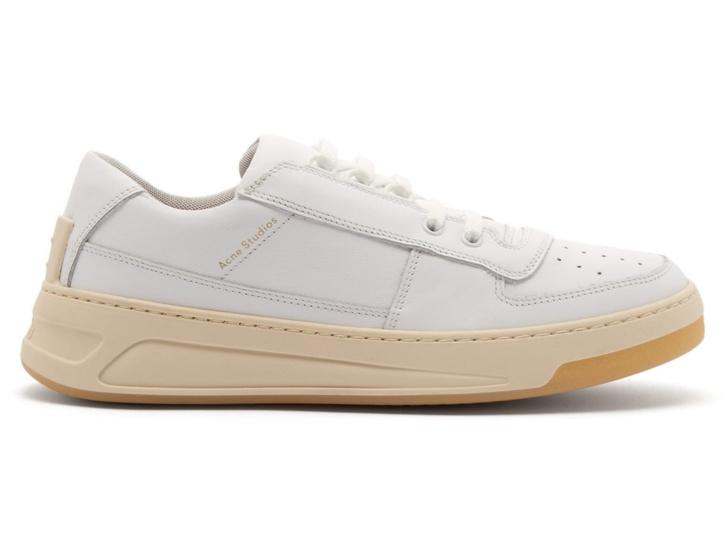 Белые кожаные кеды — константа гардероба. Какие выбрать? (фото 7)