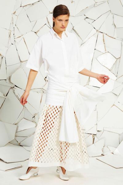 Stella McCartney представила новую круизную коллекцию | галерея [1] фото [31]