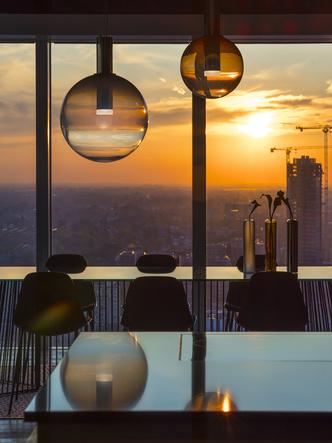 Квартира 120 м² в знаменитом варшавском небоскребе «Злота 44» (фото 1)
