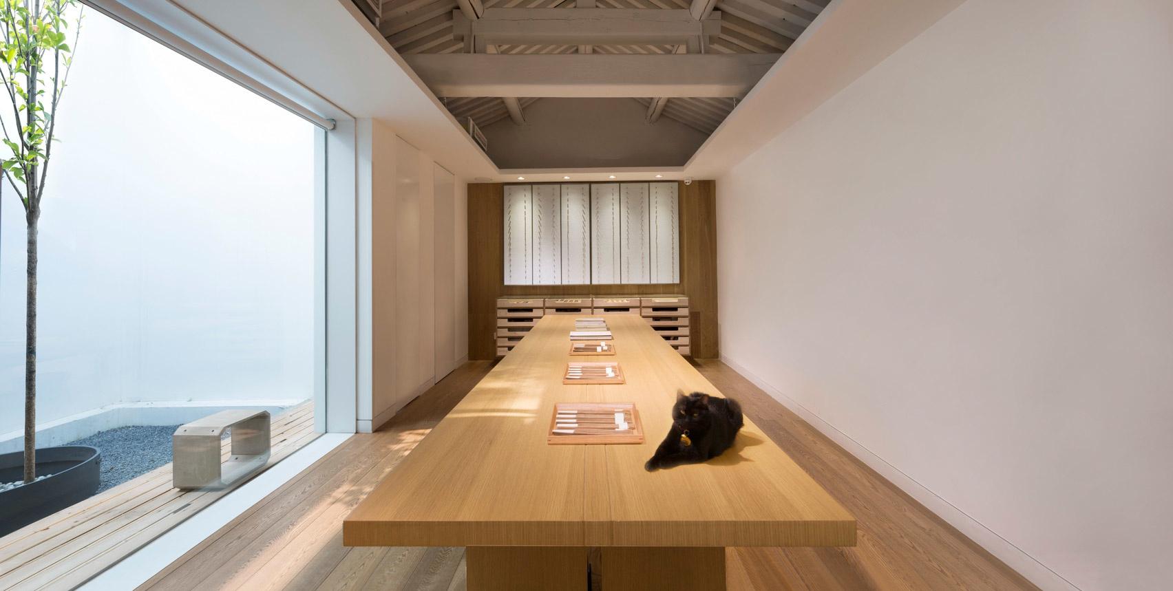 Магазин вееров в пекинском хутуне (галерея 6, фото 0)
