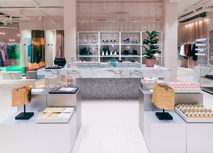 Розовый рай: бутик одежды в Стокгольме (фото 5)