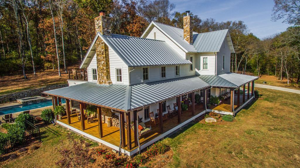Новый дом Майли Сайрус в Теннеси фото [3]