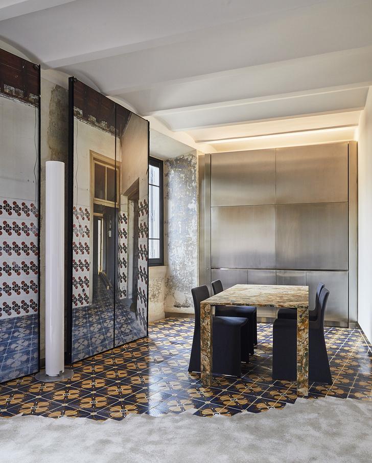 Необычный отель от Жана Нувеля The Rooms of Rome (фото 6)