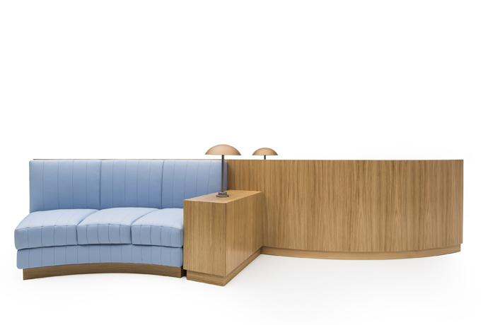 Fendi Casa перевыпустила уникальную мебель по дизайну Гильермо Ульриха   галерея [1] фото [4]