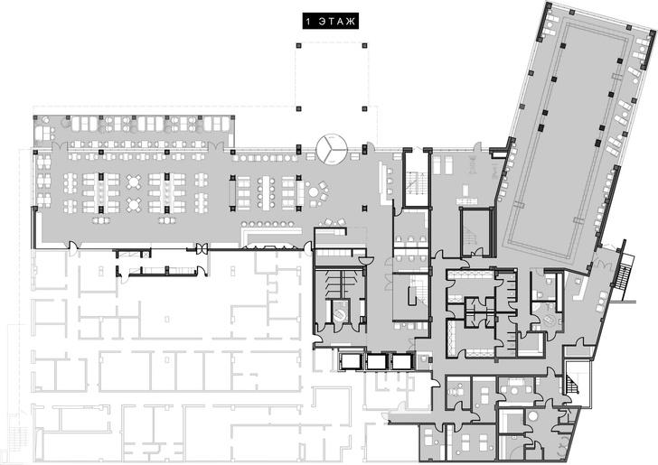 Отель в Новороссийске по проекту V12 Architects (фото 33)