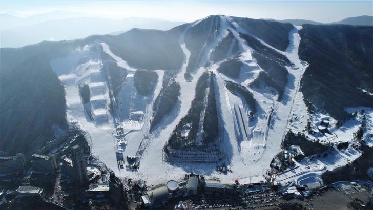Пхёнчхан: олимпийская архитектура (фото 12)