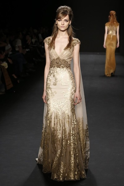 b3f479f78f8 Самые роскошные вечерние платья Недели моды в Нью-Йорке