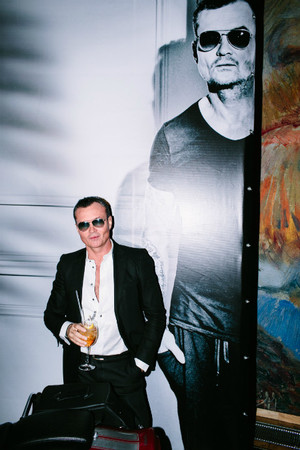 Франк Бокле представил три новых аромата из коллекции Rock & Riot фото [2]