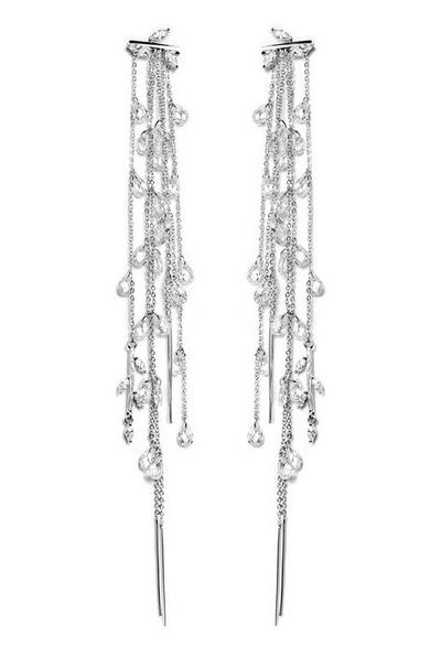 Всего один аксессуар на лето: серьги размером с люстру в Версале (галерея 1, фото 0)