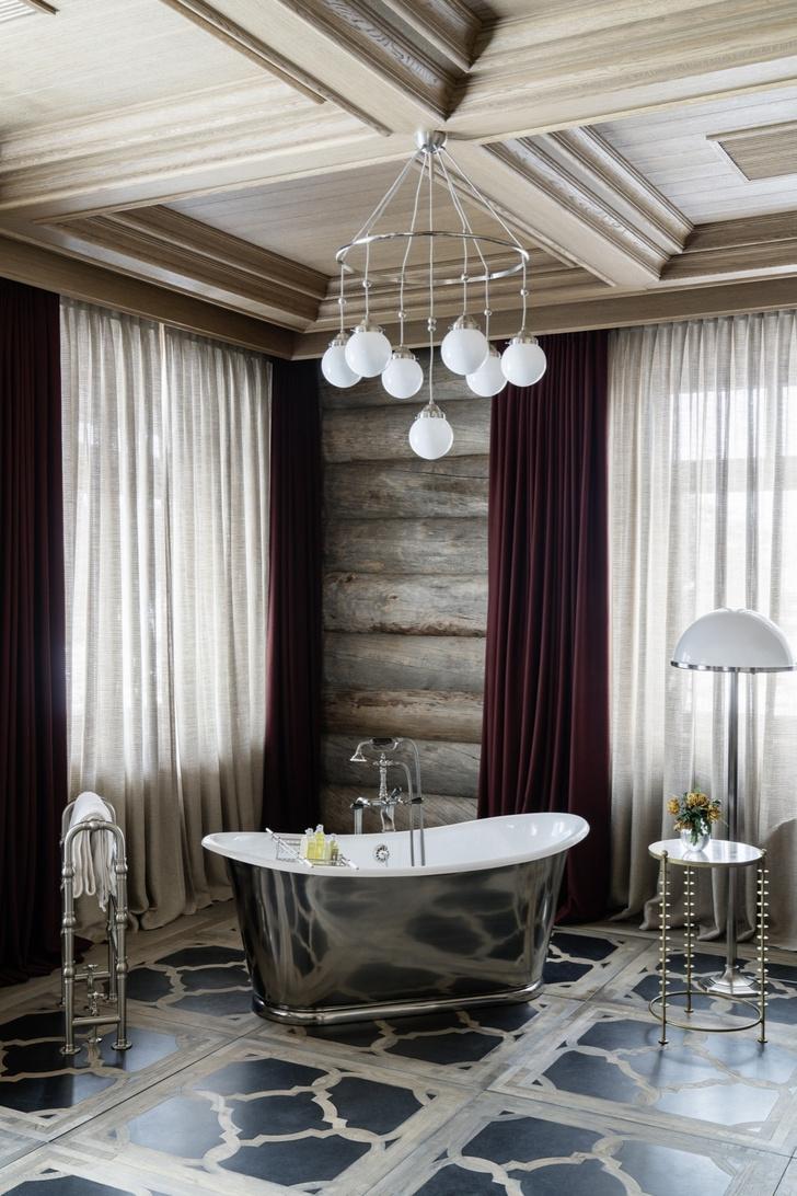 Уютная ванная комната: 10 приемов для идеального релакса (фото 37)