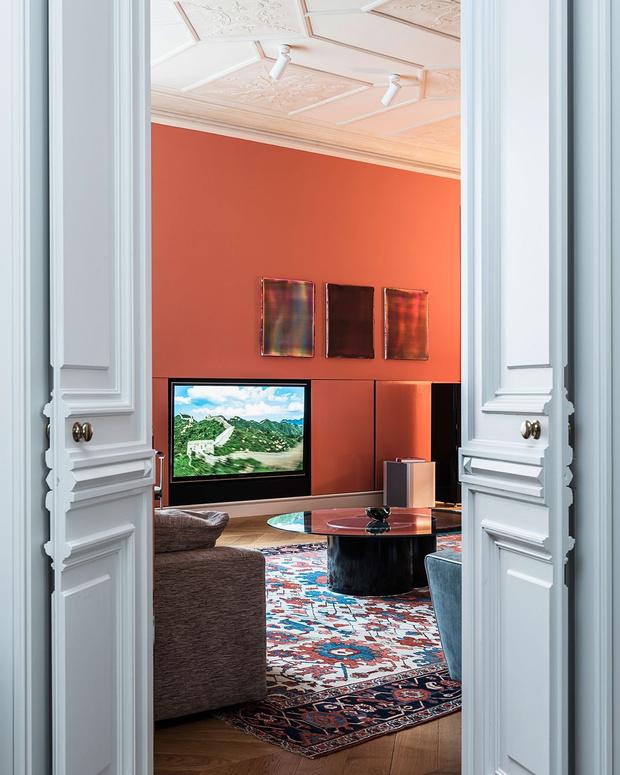 Традиции и современность: квартира в Берлине (фото 4)