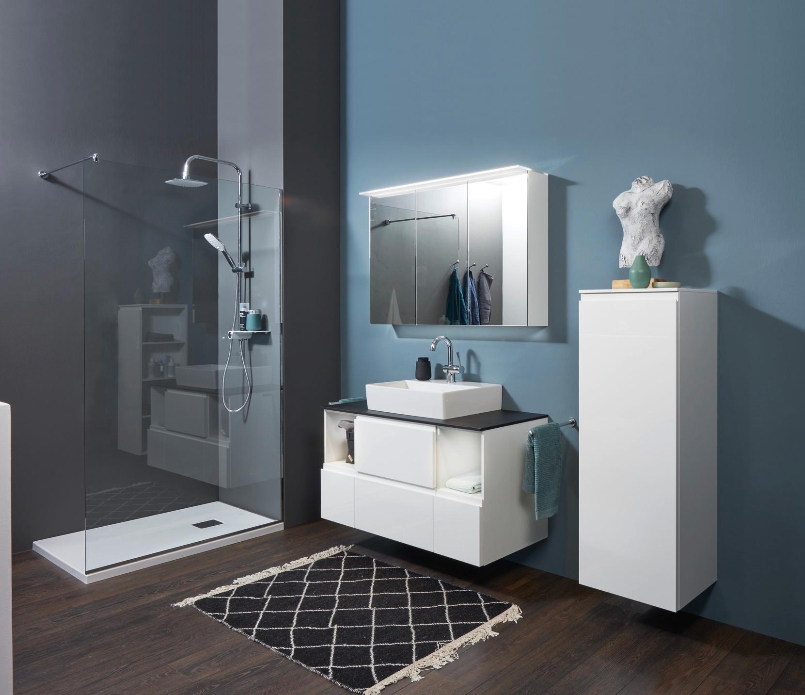 Компания Nolte представила первую коллекцию для ванной (галерея 2, фото 3)