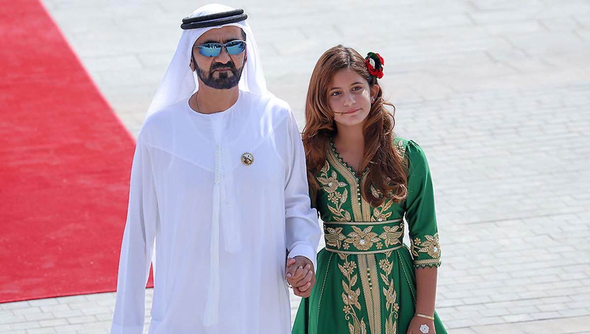 Шейхи арабских эмиратов и их жены фото буду