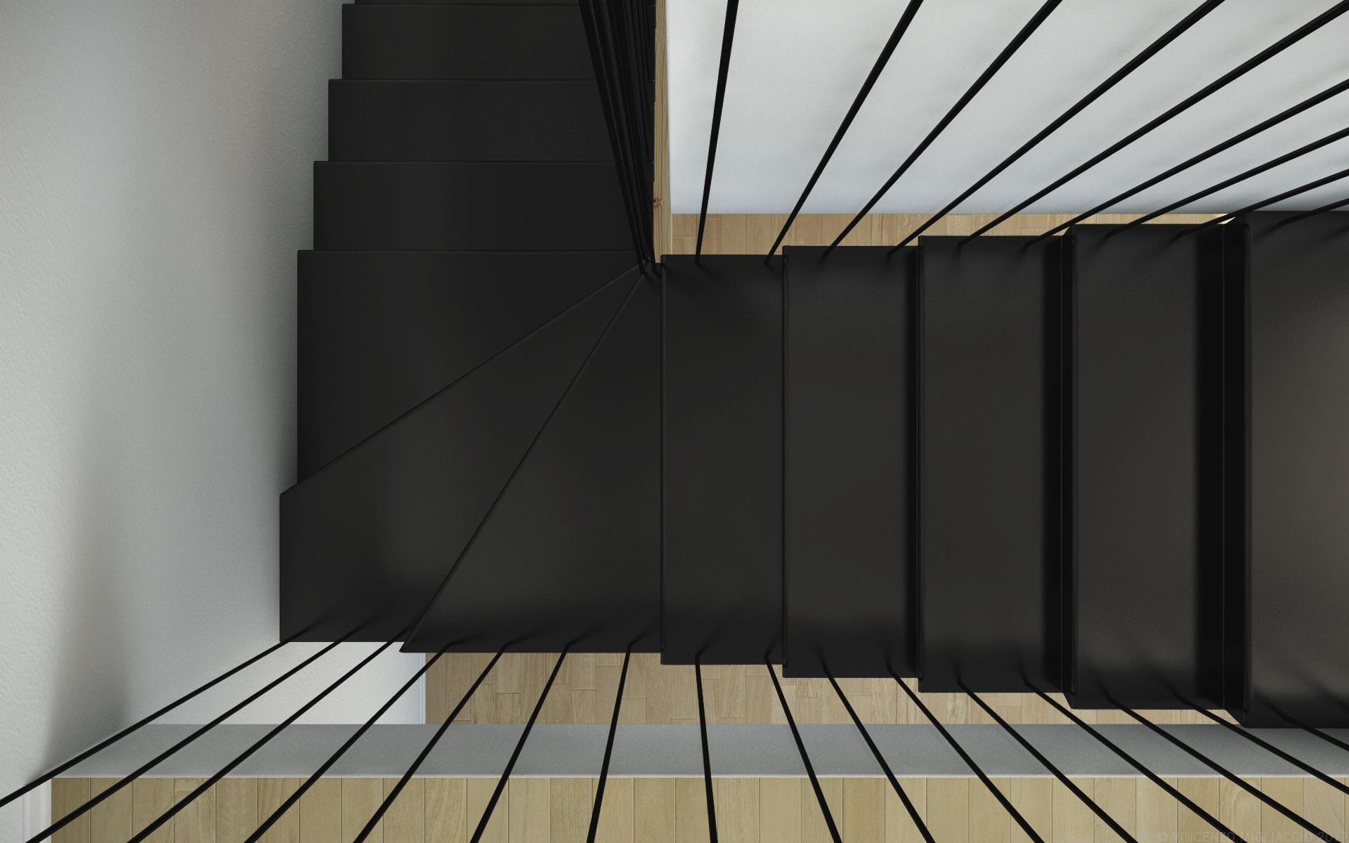 Топ-10: самые необычные дизайнерские лестницы | галерея [7] фото [1]