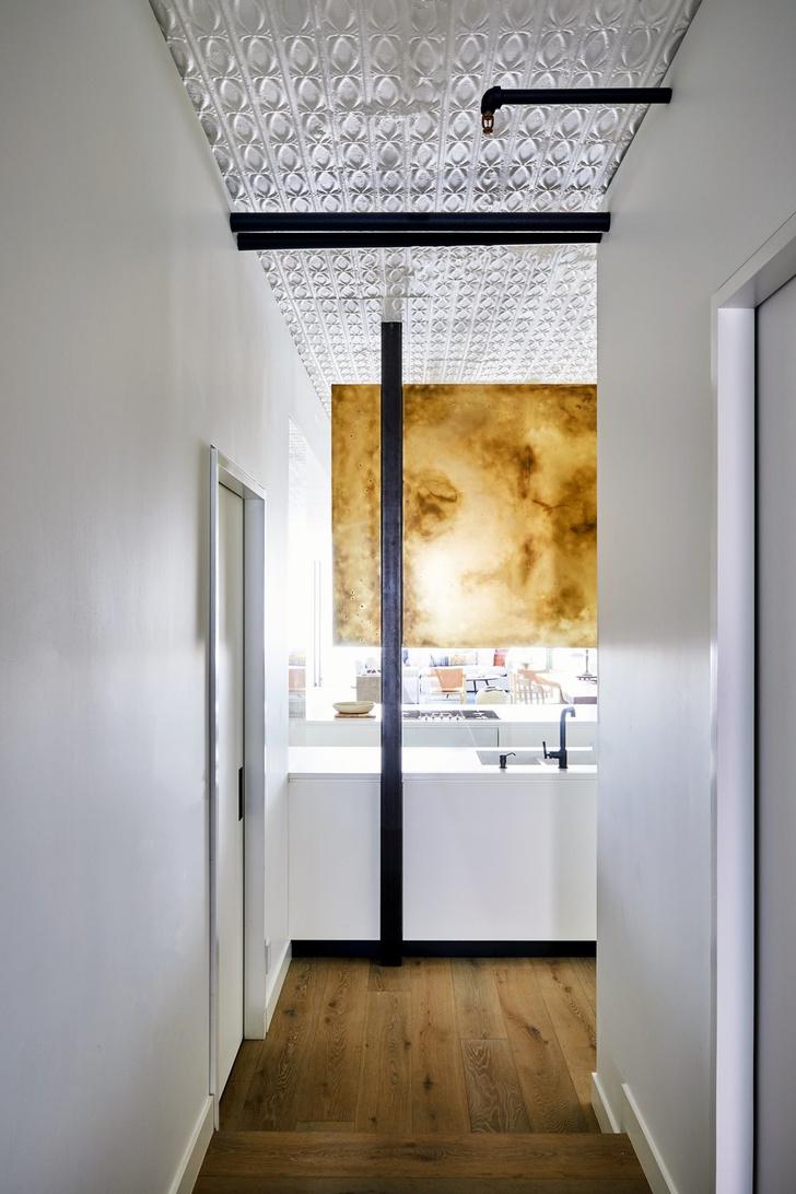 Уютный и светлый лофт в Нью-Йорке (фото 7)