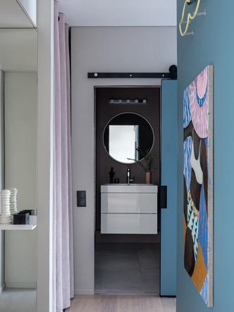 Квартира 40 м²: проект Анастасии Брандт (фото 19)