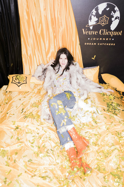 Звезды на вечеринке Veuve Clicquot Journey | галерея [1] фото [10]