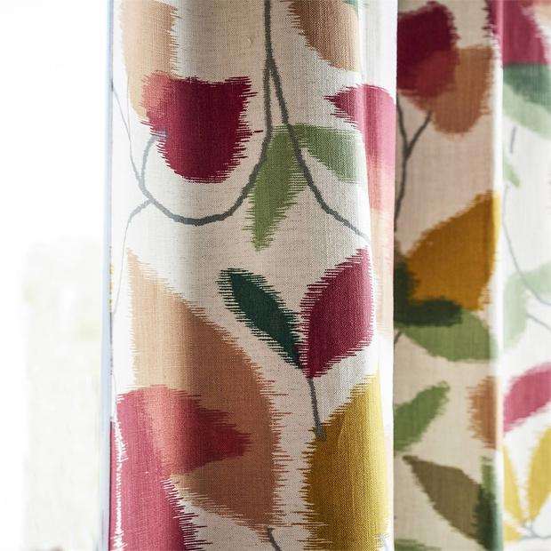 осенние ткани и обои (фото 6)